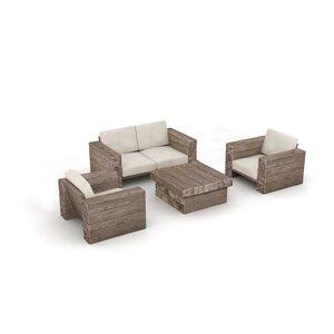 3-Sitzer Einzelsofa von Hazelwood Home