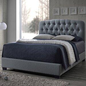 Carnegie Upholstered Panel Bed