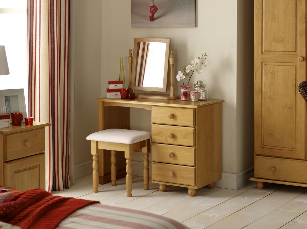 All Home Woodward Dressing Table & Reviews
