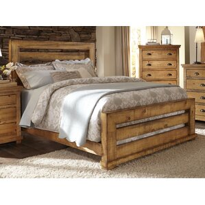 Assya Panel Bed by Lark Manor