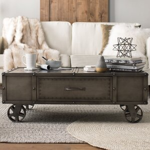 Benicia Coffee Table by INK+IVY