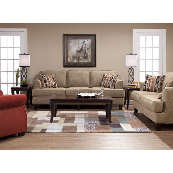 Andover Mills Nordberg Configurable Living Room Set  Reviews Wayfair