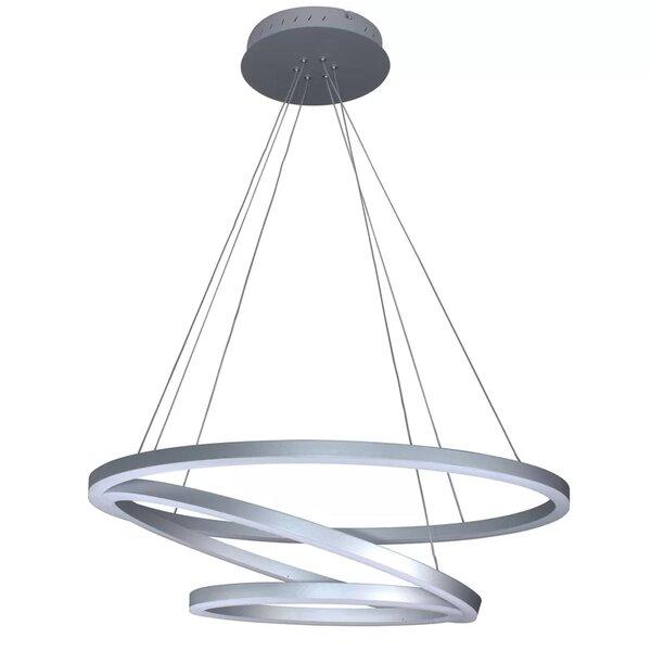 Modern led pendant lighting allmodern aloadofball Images