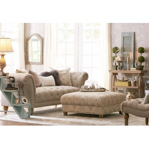 Versailles Configurable Living Room Set by Lark Manor