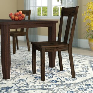 Mabry Solid Wood Dining Chair (Set of 2)