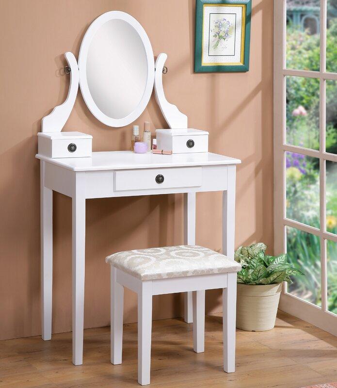 Duckworth Vanity Set With Mirror