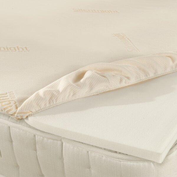 foam mattress pad. Silentnight Impress Memory Foam Mattress Topper \u0026 Reviews   Wayfair.co.uk Pad