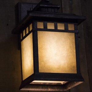 Denmark 1-Light Outdoor Wall Lantern