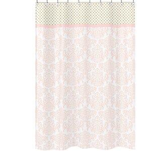 Amelia Cotton Shower Curtain
