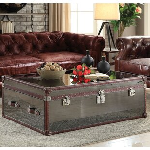 17 Stories Annessia Coffee Table With Storage Wayfair