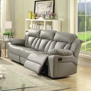 Comfortable Recliner Couches reclining loveseats & sofas you'll love | wayfair