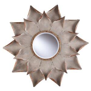 Sunburst Decorative Wall Mirror