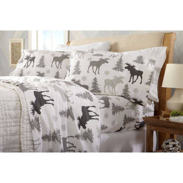 Moose Bed Sheets