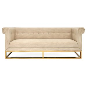 Caine Chesterfield Sofa by Jonathan Adler