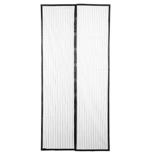 Georgia Magic Mesh Magnetic Screen Door With Butterfly Style Opening