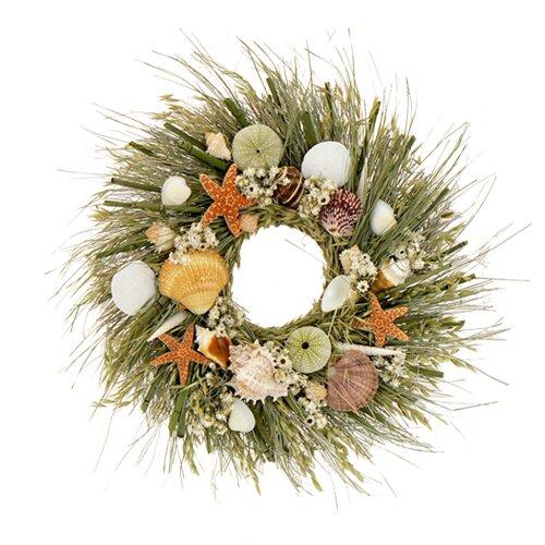 "Summer Shoreline 11"" Wreath"