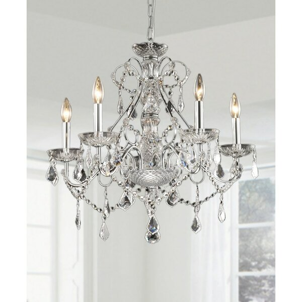 Crystal Chandelier Hall In New Orleans - azontreasures.com