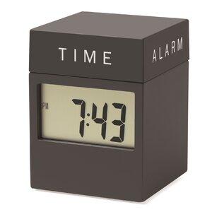 4 in 1 Twist Table Clock