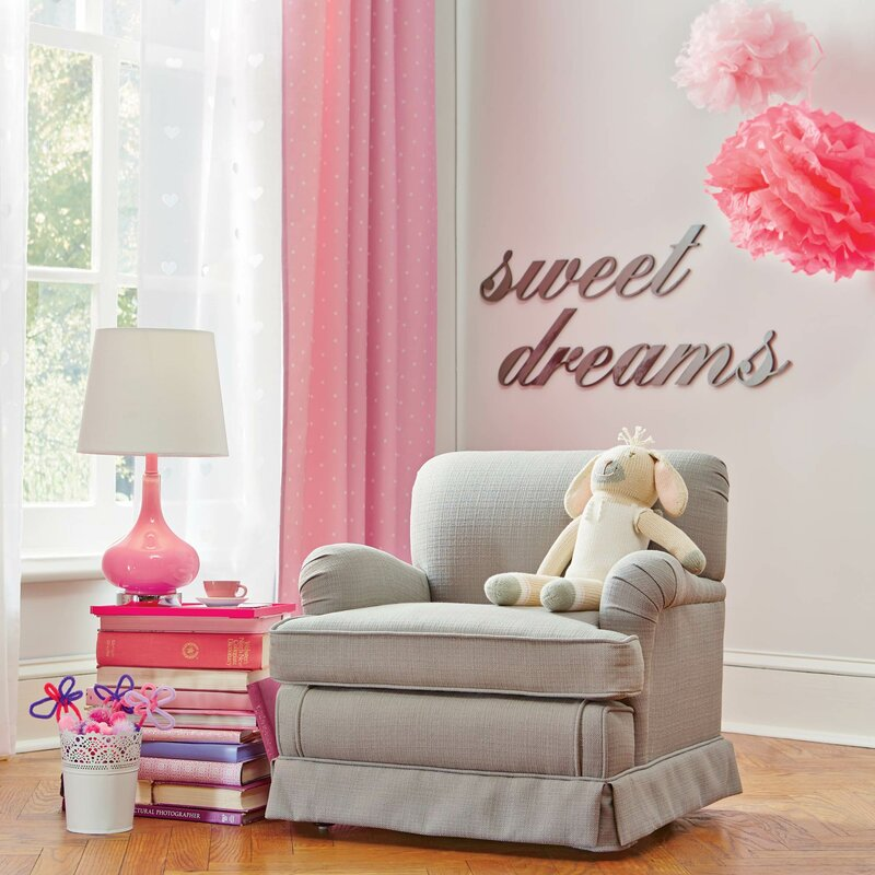 Birch Lane Kids™ Sweet Dreams Wall Decor & Reviews | Birch Lane