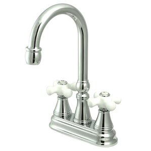 Kingston Brass Governor Double Handle Cen..