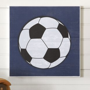 Exceptional Soccer Sports Center Wall Art