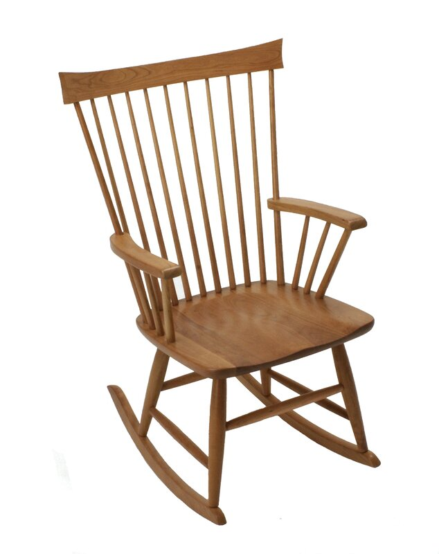 Lyndon Furniture Vermont Country Rocking Chair Reviews Perigold