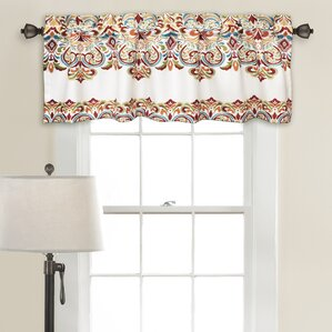 Living Room Valances living room valances valances & kitchen curtains | wayfair