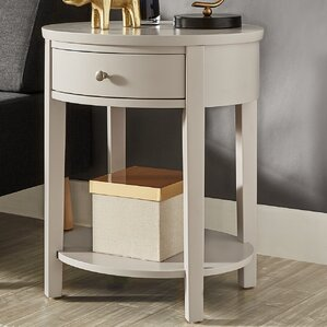 Wonderful Canterbury End Table