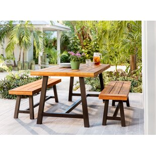Wood Patio Furniture You Ll Love In 2019 Wayfair
