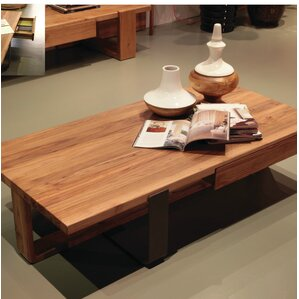 Alan Coffee Table with Sol..