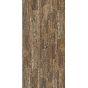 Reclaimed Wood Tile Wayfair - Dark brown tile that looks like wood