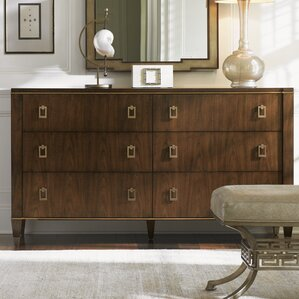 Tower Place Madison 6 Drawer Dresser by Lexington