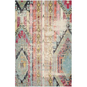 Buy Newburyport Beige/Orange Area Rug!