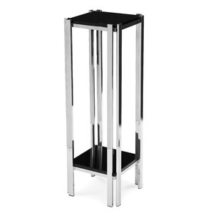 Discoveries Medium Stand End Table by Michael Amini (AICO)