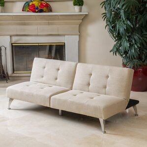 Lewis Oversized Sleeper Loveseat by Trent Austin Design