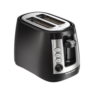 2 Slice Toaster with Warm Mode