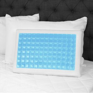 Memory Foam Queen Pillow by Alwyn Home