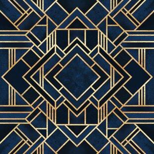 Modern & Contemporary Art Deco Wall Art | AllModern
