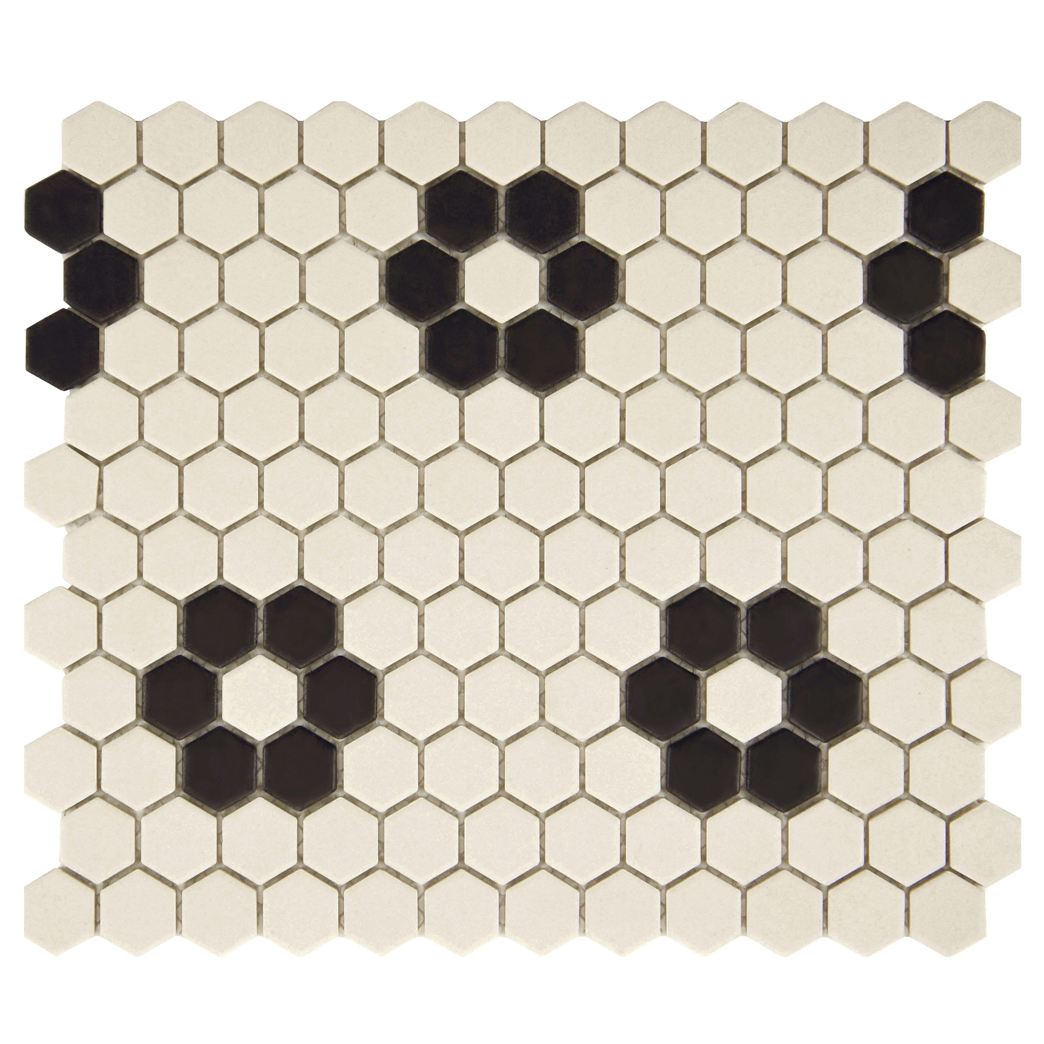 EliteTile New York Hexagon 0.875\