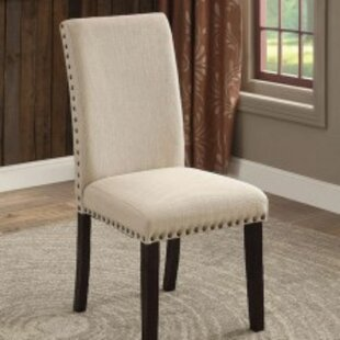 Carstens Upholstered Dining Chair (Set of 2)