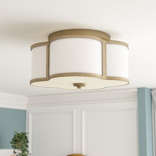 Flush Mount Lighting You\'ll Love | Wayfair