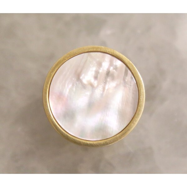 Genial Stephen D. Evans Mother Of Pearl Knob | Wayfair