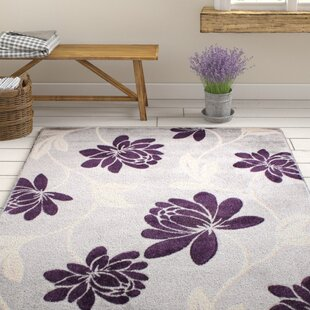 Brocton Purple Area Rug by Charlton Home