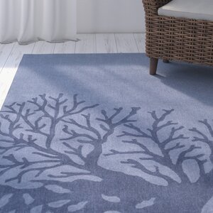 Charlestown Hand-Tufted Denim/Navy Area Rug