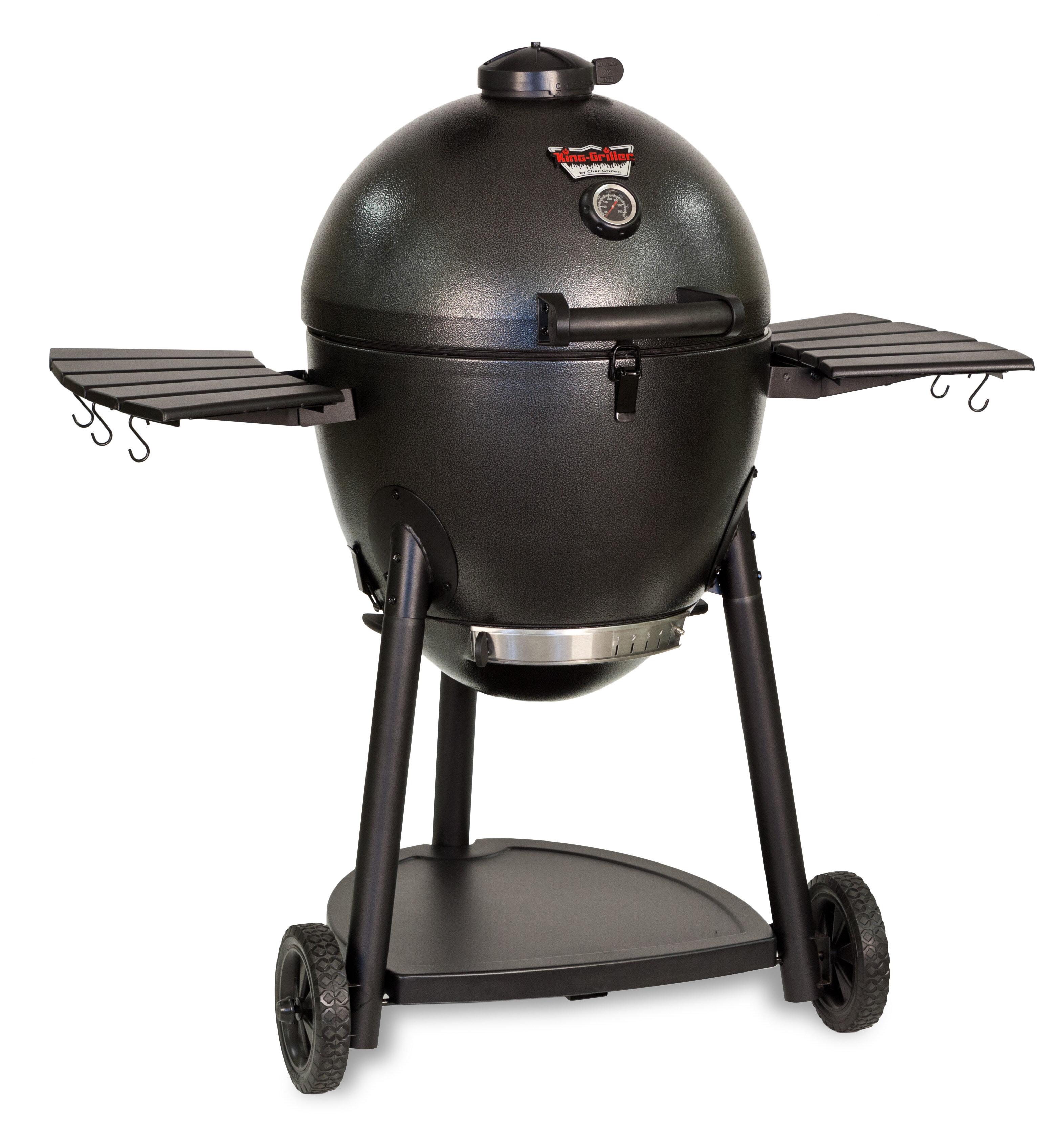 Char griller 20 akorn kamado charcoal grill reviews wayfair dailygadgetfo Images