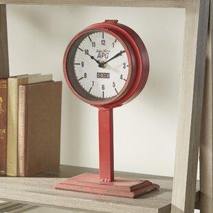 Hinstock Tabletop Clock