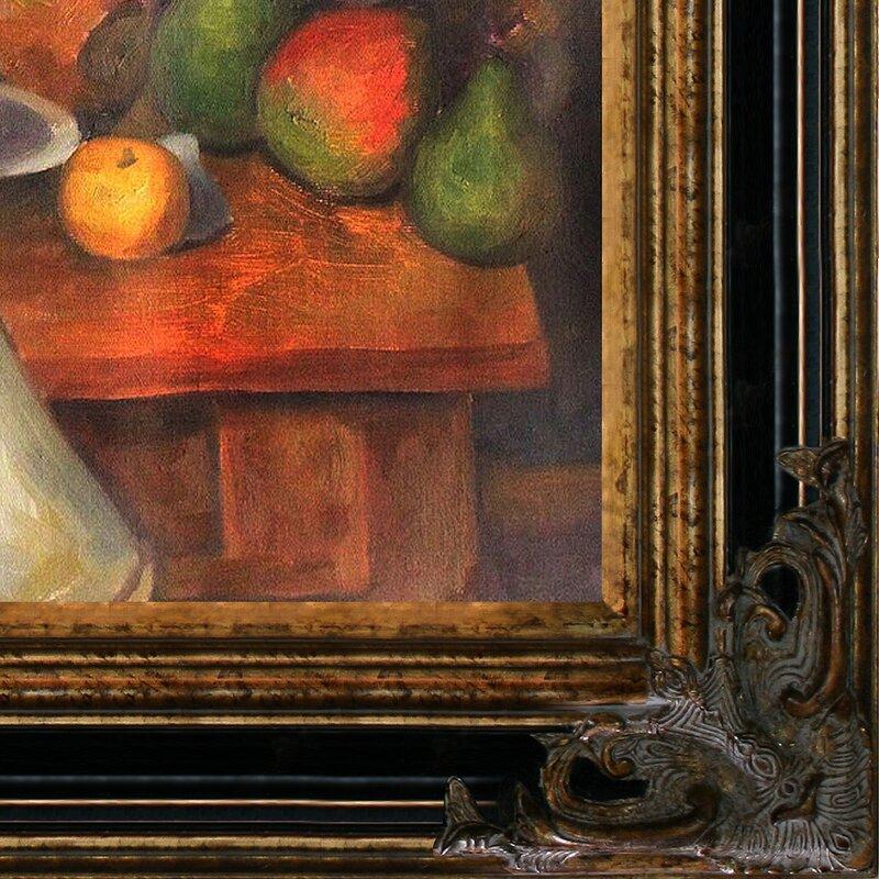 Tori Home Nature Morte Au Crane by Paul Cezanne Framed Painting ...