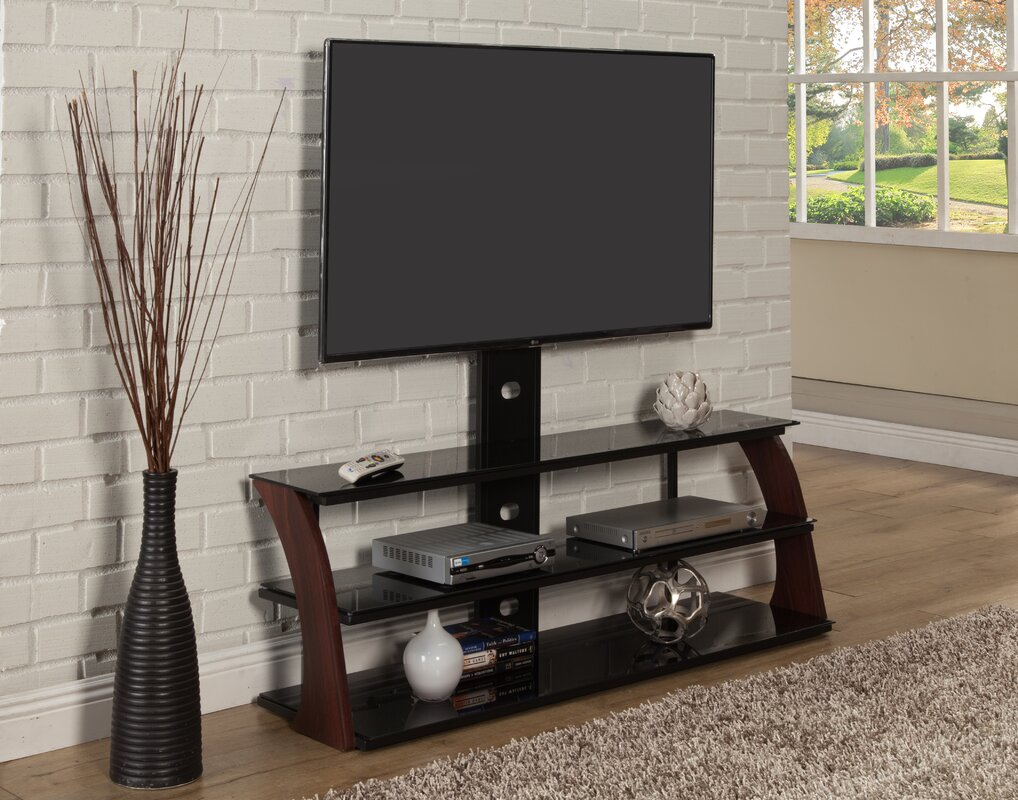 Corner Tv Stand For 65 Inch Tv Flat Panel Mount Tv Stands Youll Love Wayfair