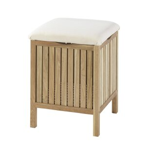 Norway Wood Free Standing Bathroom Stool