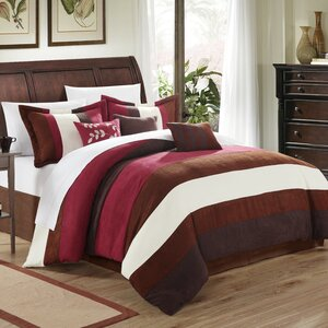Cathy 11 Piece Comforter Set